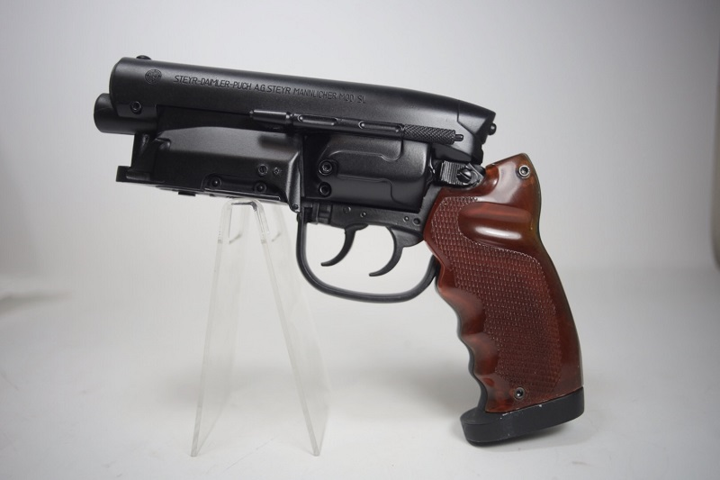 Blade Runner Pre Painted Resin PDK Blaster Gun Replica