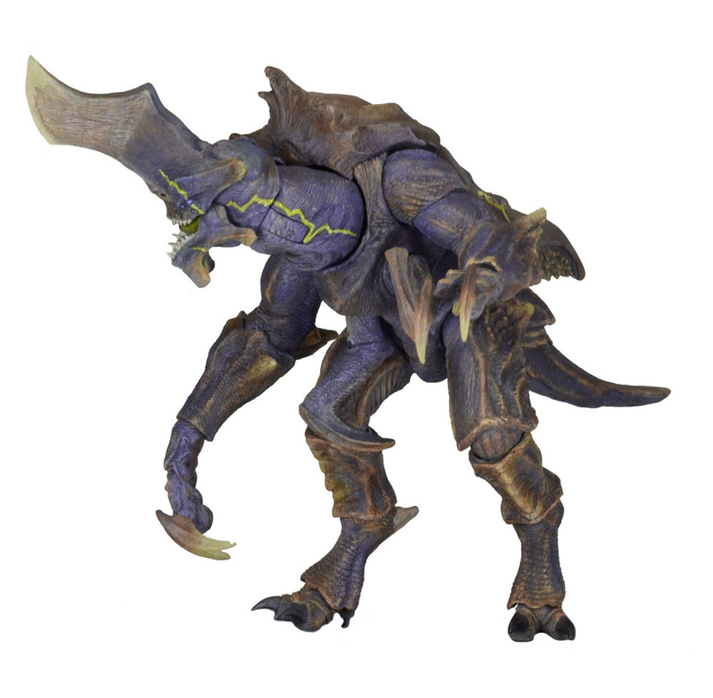 "Pacific Rim Kaiju Hardship Ultra Deluxe 7"" Scale Action Figure"