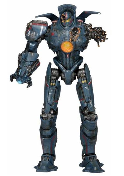 "Pacific Rim Gipsy Danger Anchorage Attack 7"" Figure Series 5"