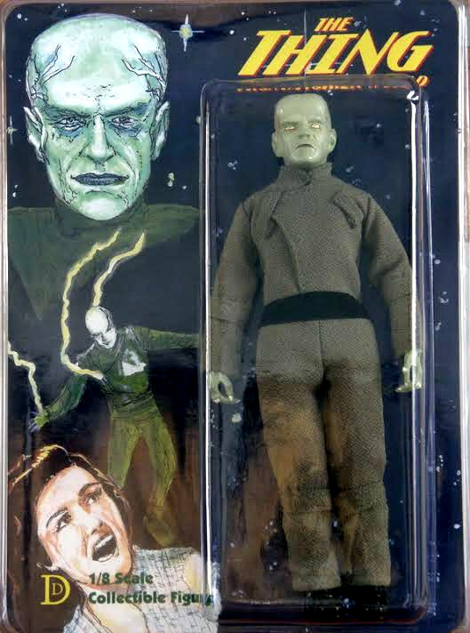 "Thing From Another World Mego Style 8"" Figure"