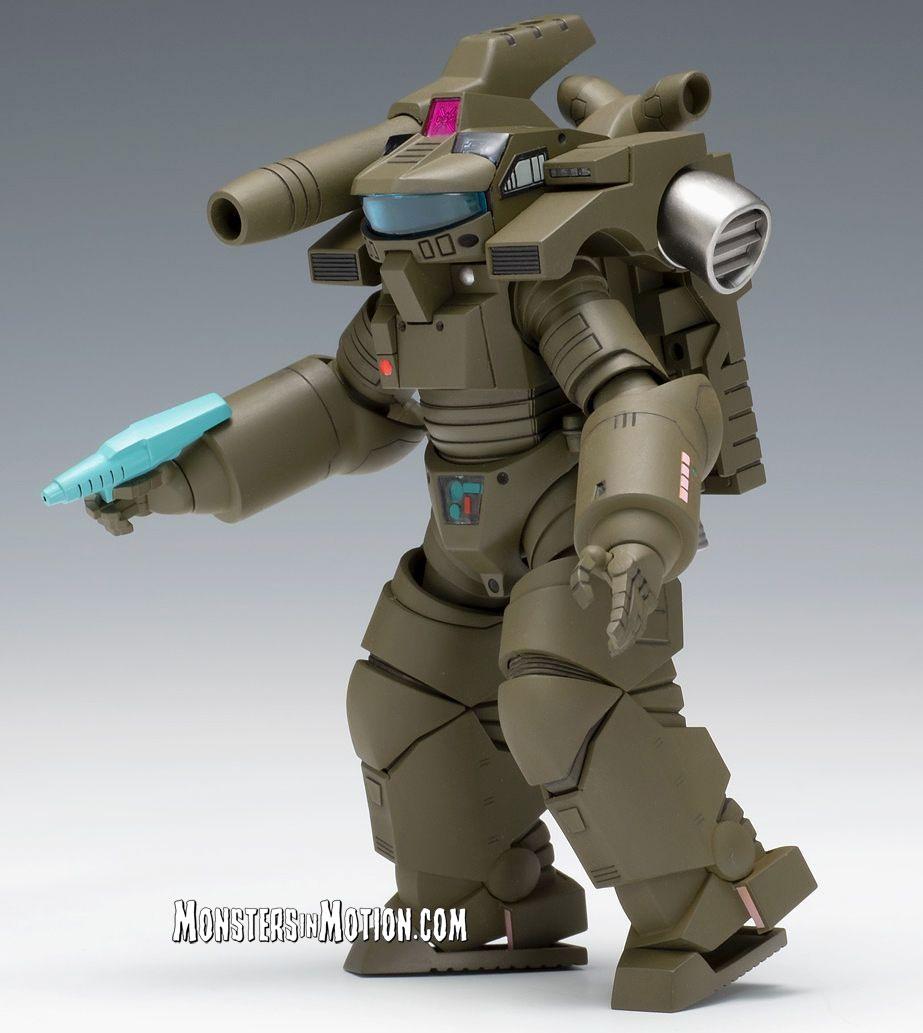Starship Troopers 1/20 Scale Powered Suit Model Kit