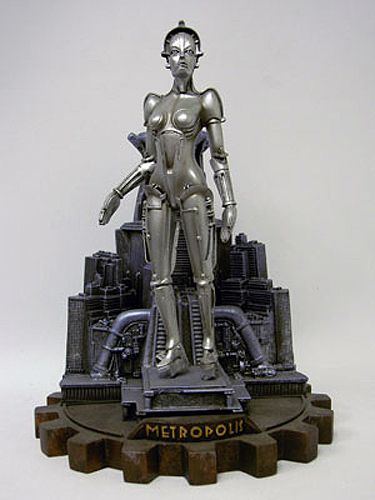 Metropolis Maria 1/8 Scale Diorama Model Kit