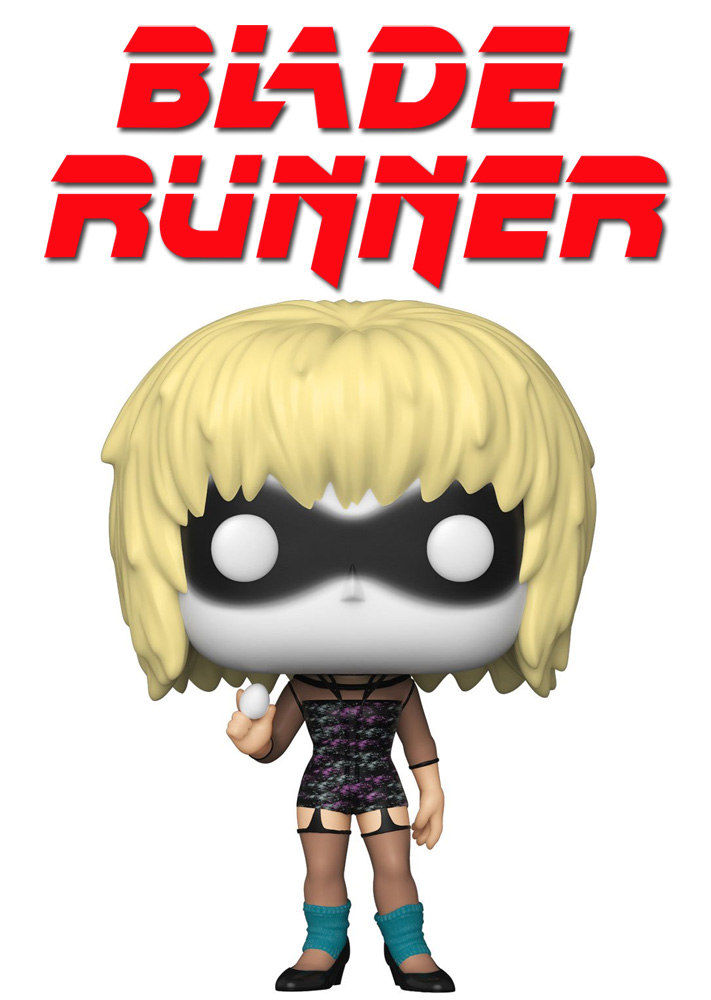 Blade Runner Pris Pop! Vinyl Figure