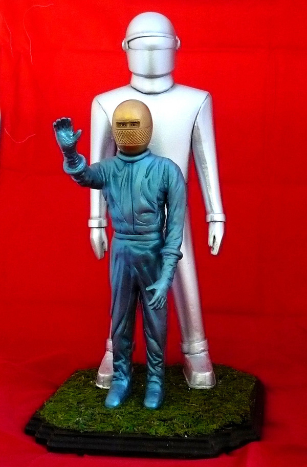 Gort & Klattu 1/6 Scale Resin Model Kit