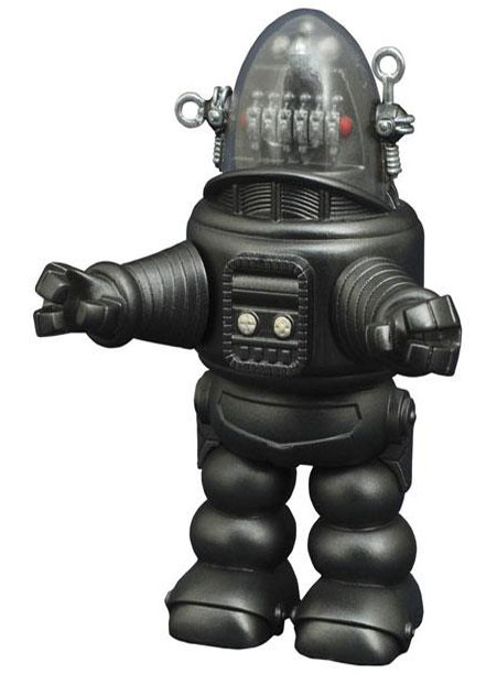 Forbidden Planet Robby The Robot Vinimate Figure