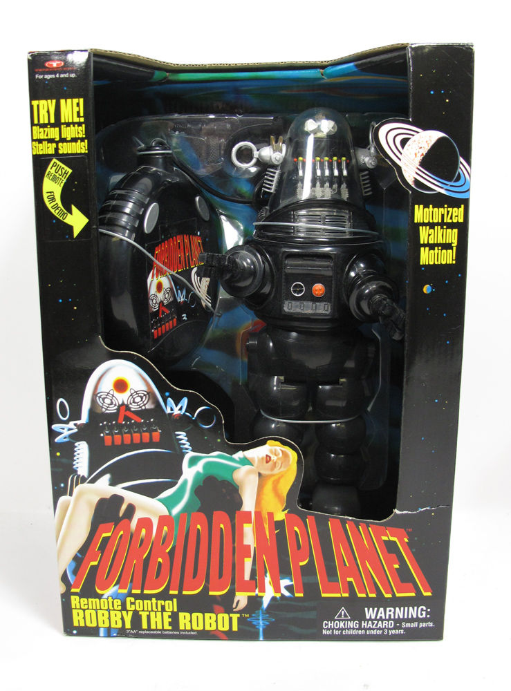 Forbidden Planet Robby the Robot 1/6 Scale RC Toy by Trendmasters