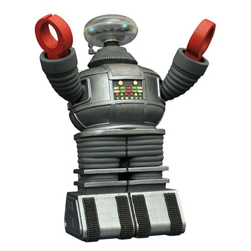 Lost In Space Classic B-9 Robot Vinimate Vinyl Figure