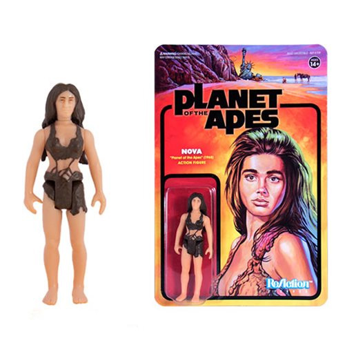 "Planet of the Apes Series 1 Nova ReAction 3.75"" Figure"