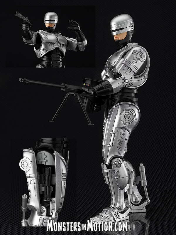 Robocop 1/12 Scale Alloy Figure by Hagane Works