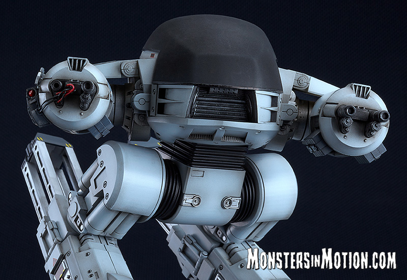 Robocop MODEROID ED-209 1/12 Scale Figure by Good Smile