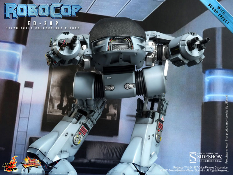 Robocop ED-209 1/6 Scale Figure by Hot Toys