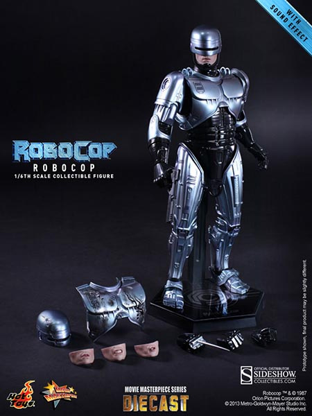 Robocop 1/6 Scale Figure by Hot Toys