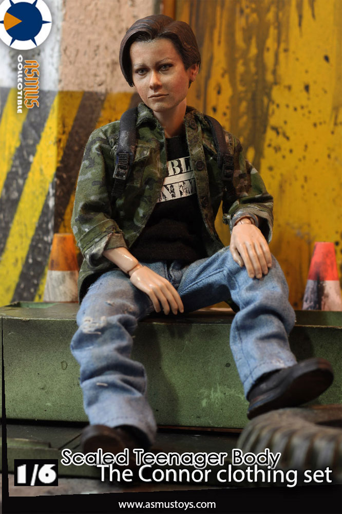 Terminator 2 John Connor 1/6 Scale Figure by Asmus