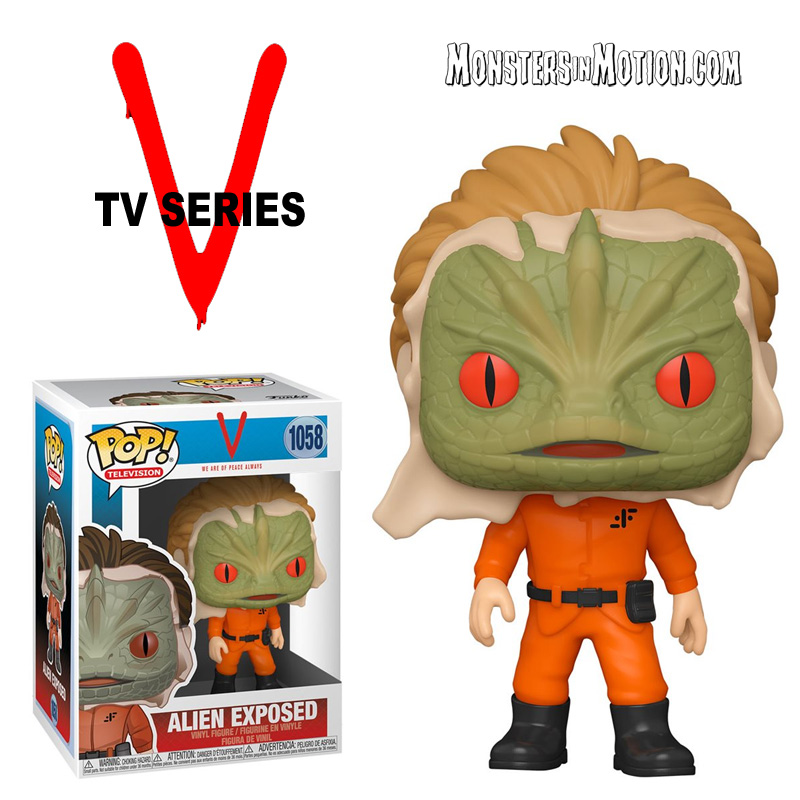 V TV Series Alien Exposed Pop! Vinyl Figure