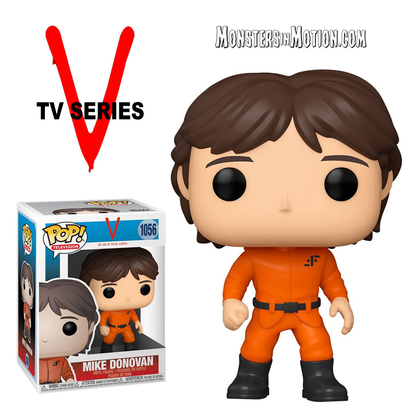 V TV Series Mike Donovan Pop! Vinyl Figure