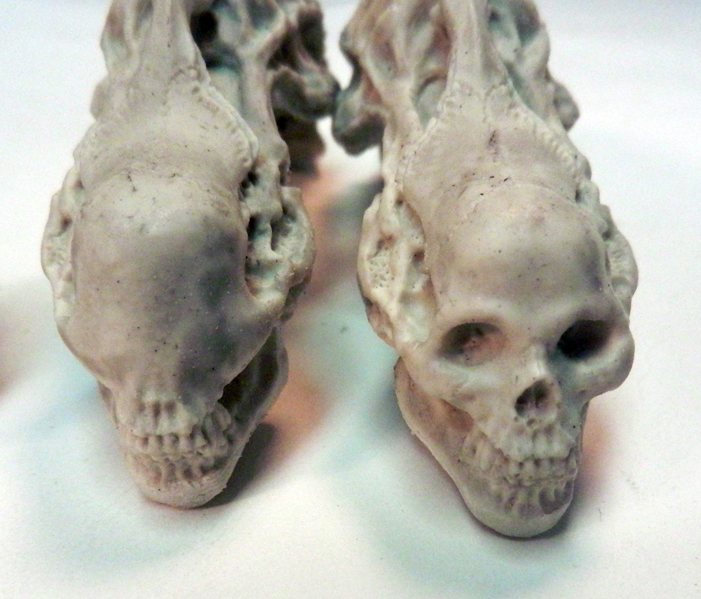 Exterestial Alien Skull Accurizing Set