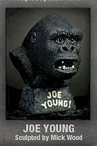 Mighty Joe Young Legends of Stop Motion Bust Model Kit by Mick Wood