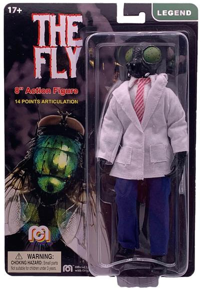 "Fly, The 1958 Vincent Price 8"" Mego Figure"