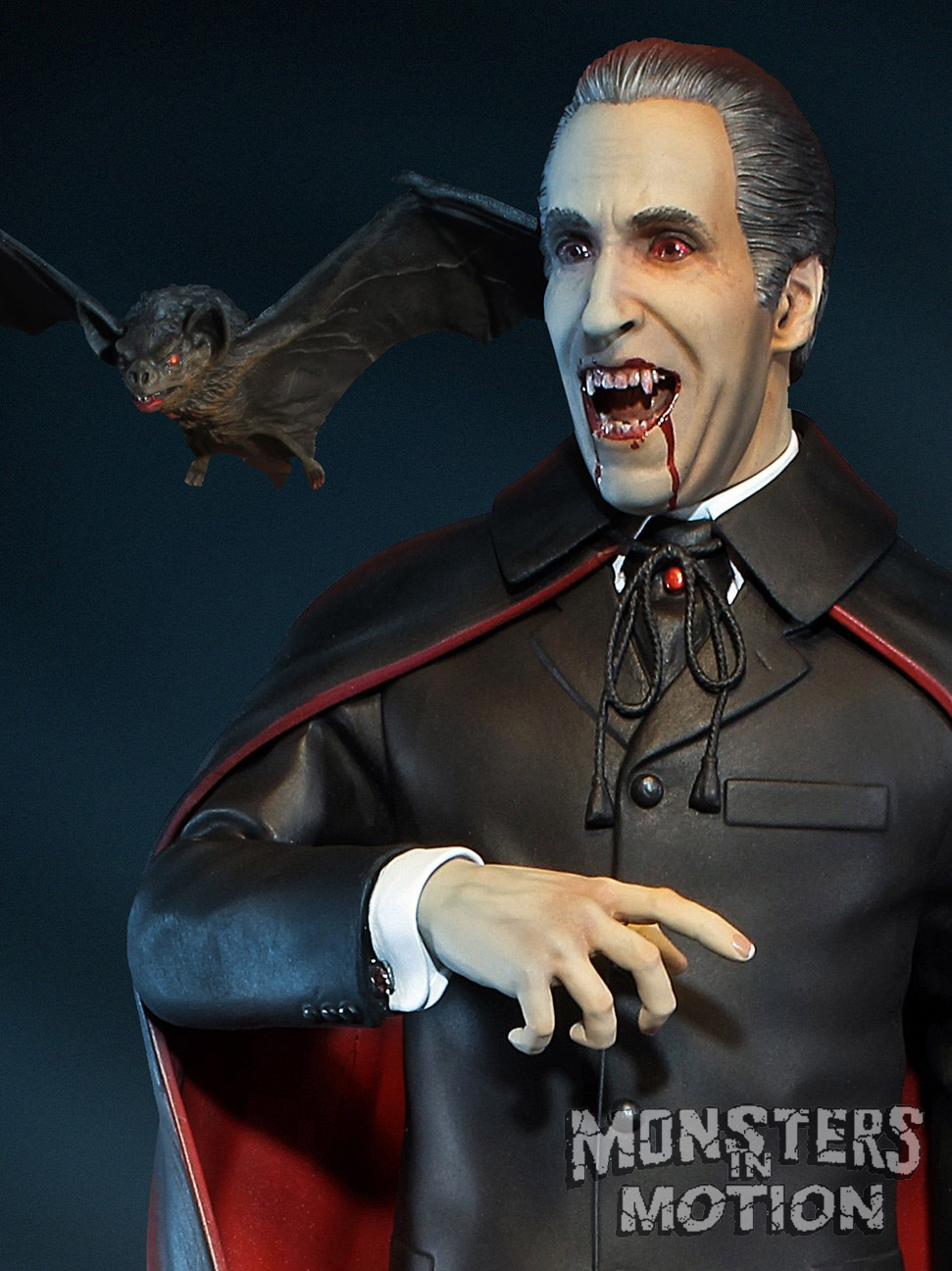 Scars Of Dracula Christopher Lee 1/6 Scale Resin Model Kit LIMITED EDITION