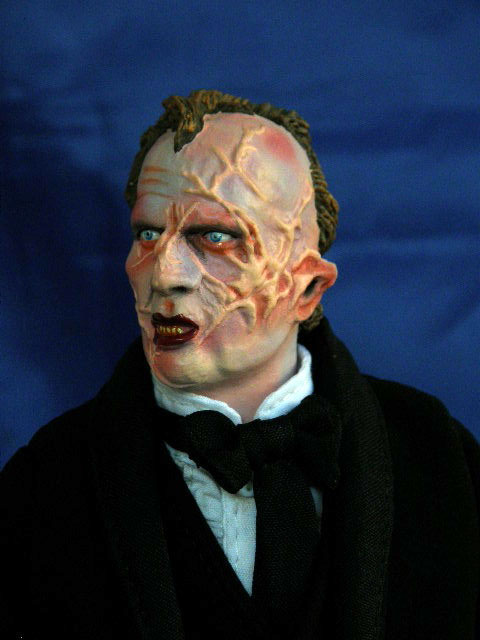 House Of Wax Henry Jarrod Vincent Price 1/6 Scale Figure LIMITED EDITION