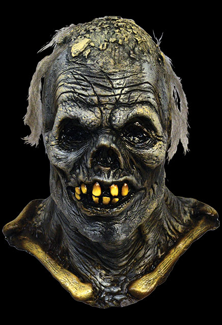 Tales From The Crypt Cragmoor Zombie Latex Halloween Mask EC COMICS Craigmoore Zombie