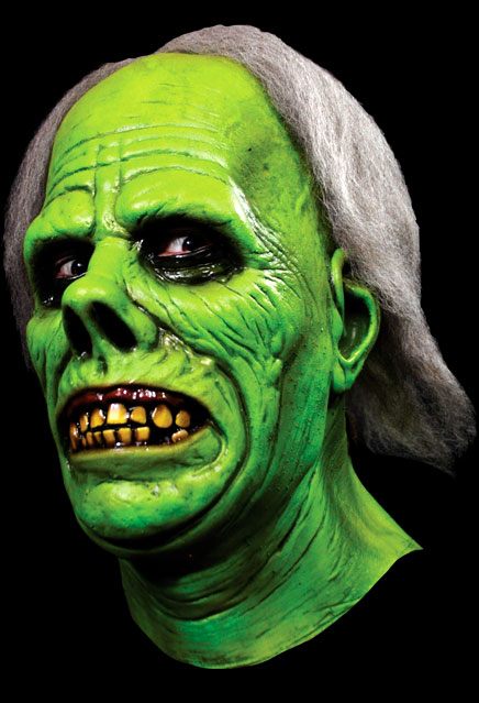 Phantom of the Opera Green Lon Chaney Adult Latex Mask