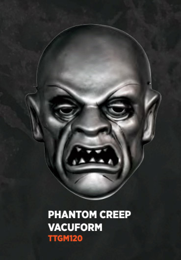 Phantom Creep Meet The Creeper Vacuform Mask Rob Zombie SPECIAL ORDER