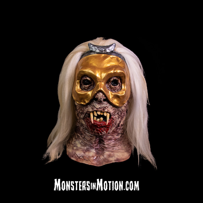 Legend of the 7 Golden Vampires Hammer Horror Collector's Mask