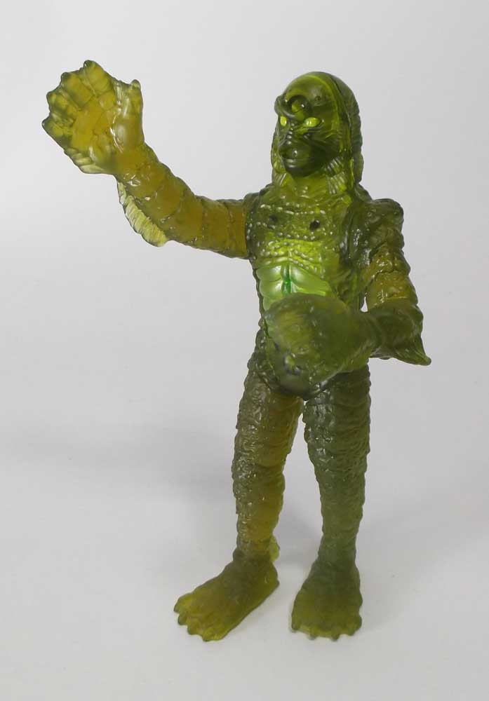 "Creature From The Black Lagoon 4.5"" Collector's Figure with Squirt Action"