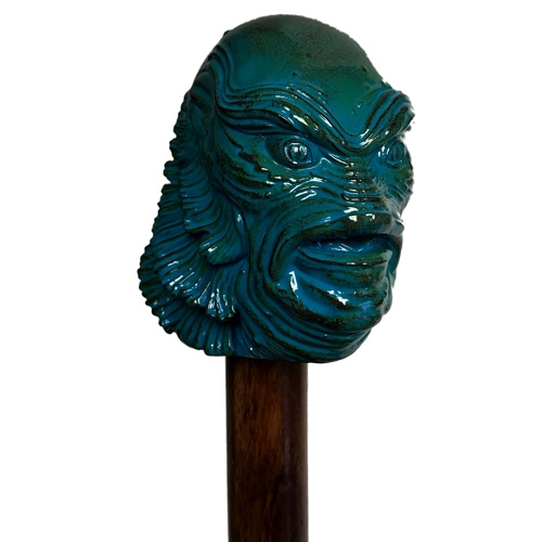Creature From The Black Lagoon Stix Walking Stick Cane Topper Universal Monsters