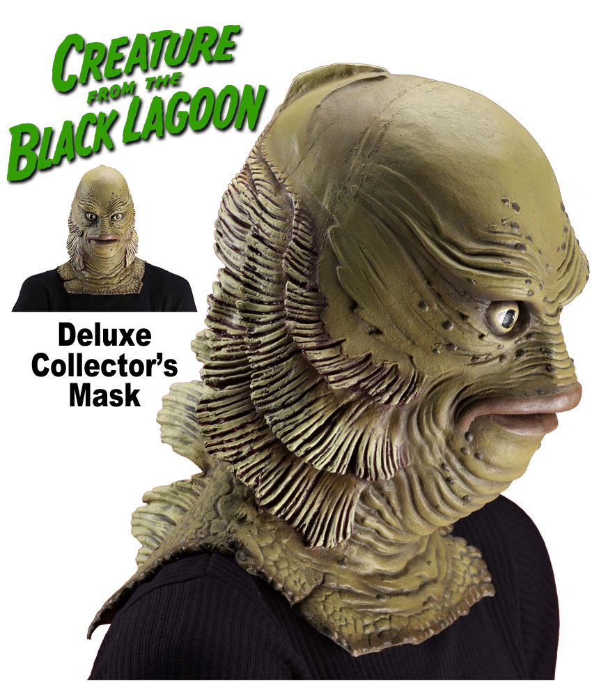 Creature from the Black Lagoon Collector's Mask