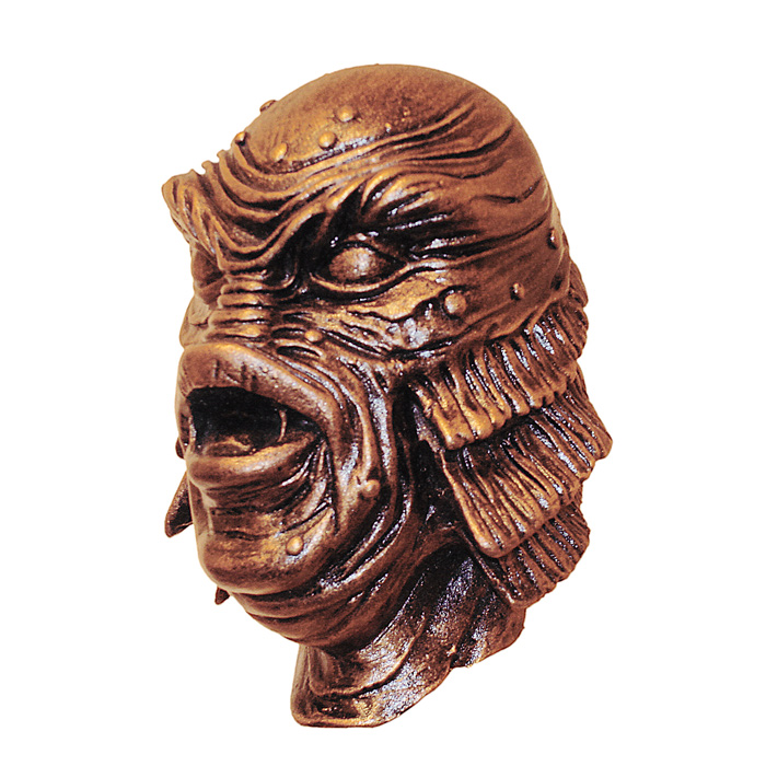 Creature from the Black Lagoon Large Shifter Knob Model Kit