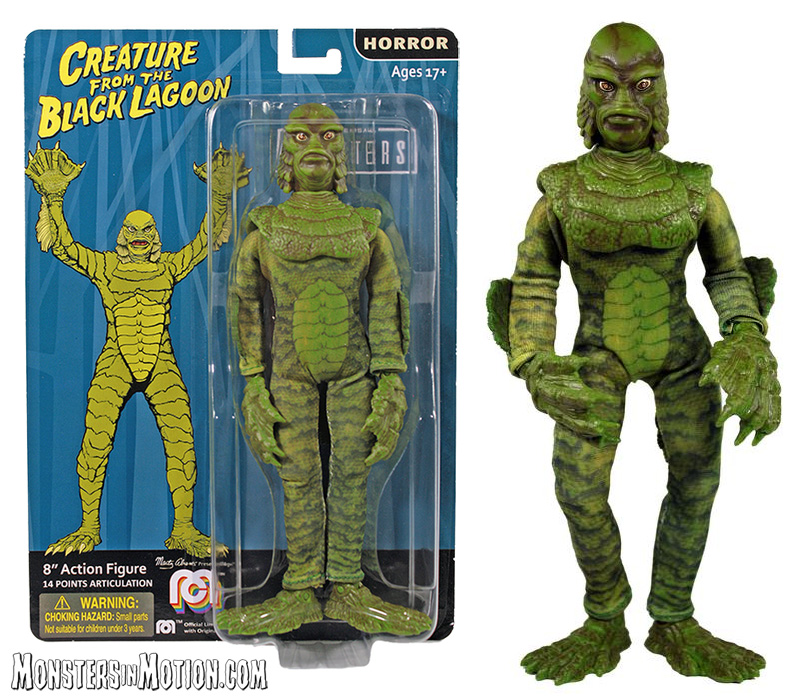 Creature from the Black Lagoon 8 inch Mego Figure