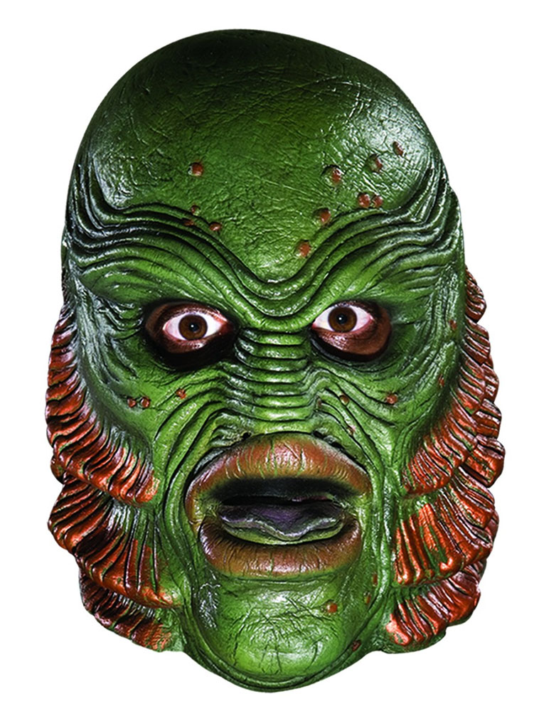 Creature From The Black Lagoon Latex Collector's Mask