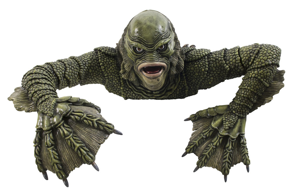 Creature From the Black Lagoon Universal Monsters Grave Walker Foam Prop