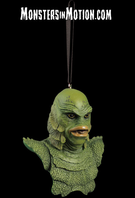Creature from the Black Lagoon Holiday Horrors Ornament