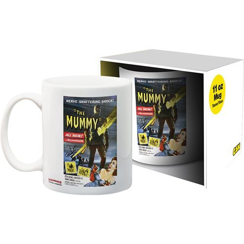 Hammer Horror The Mummy 11 oz. Mug