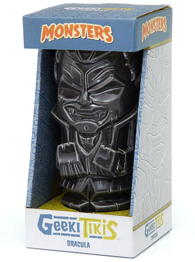 Dracula 17 oz. Universal Monsters Geeki Tiki Mug