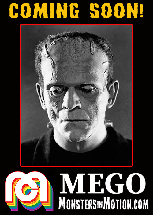 Frankenstein 14 Inch Extra Large Mego Figure Universal Monsters