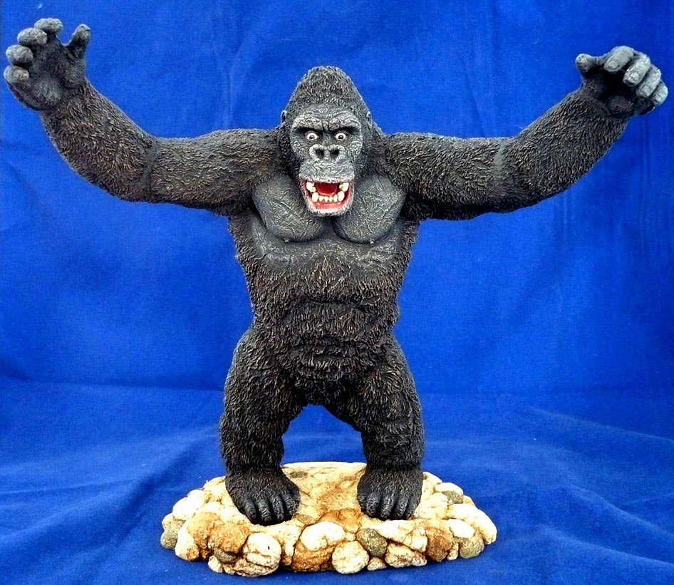 King Kong 1/8 Scale Resin Model Kit by Mick Wood