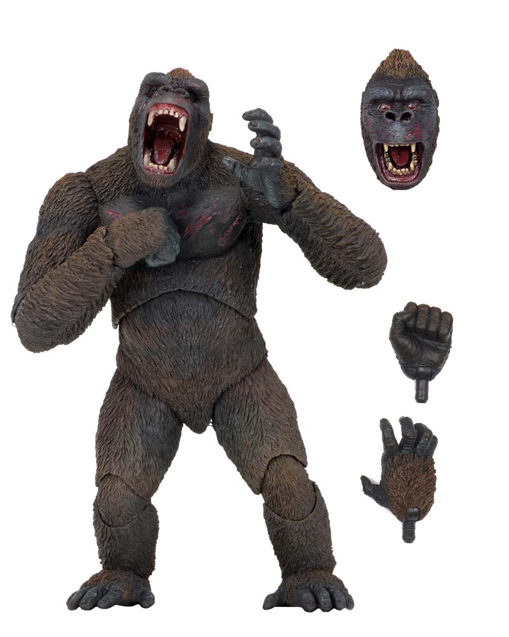 "King Kong 8"" Action Figure by Neca"