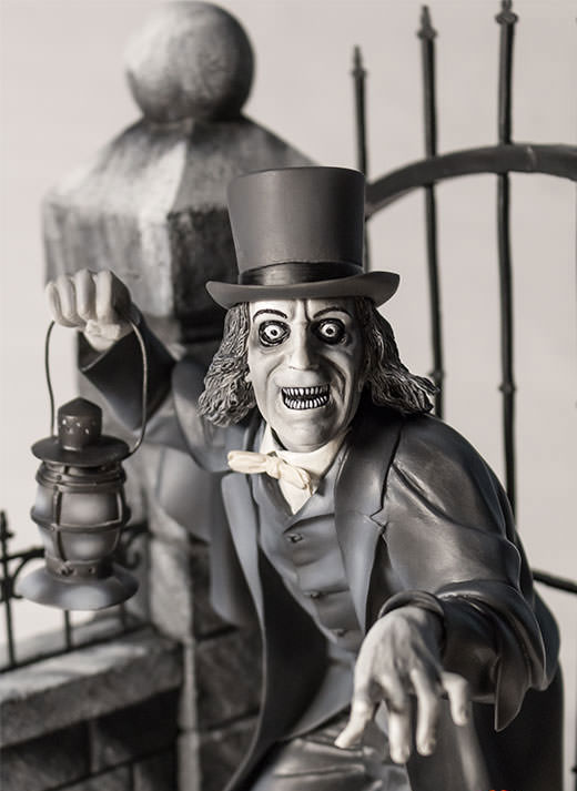 London After Midnight Lon Chaney Statue Deluxe Edition