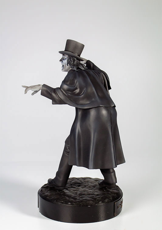 London After Midnight Lon Chaney Statue Standard Version - Click Image to Close