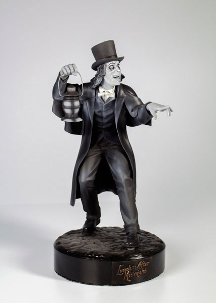 London After Midnight Lon Chaney Standard Edition Resin Model Kit