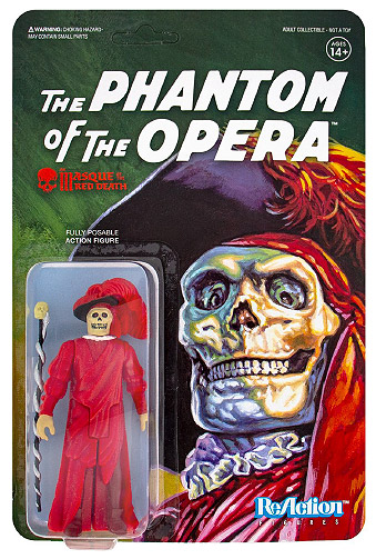 "Phantom Of The Opera 3.75"" 3.75"" ReAction Figure Universal Monsters Series"