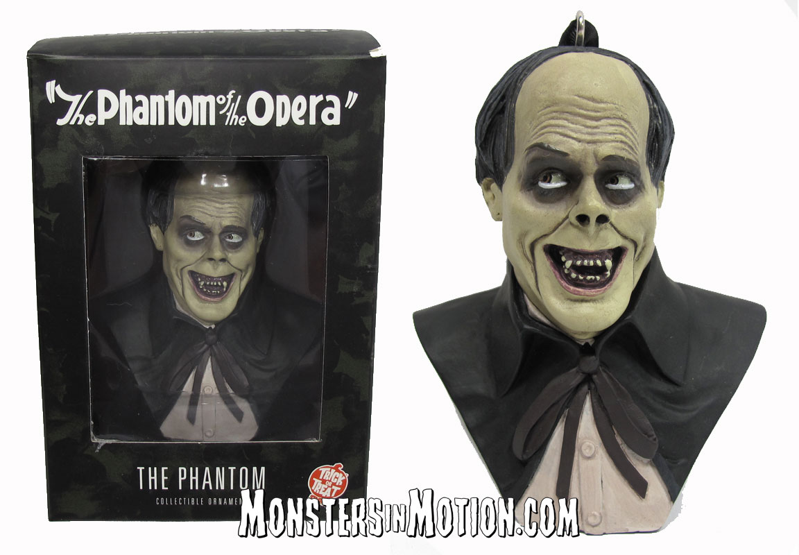 Phantom Of The Opera Lon Chaney Holiday Horrors Ornament