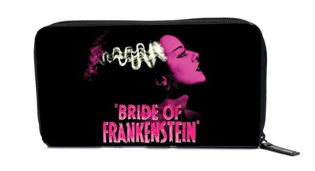 Bride of Frankenstein Pink Women's Wallet
