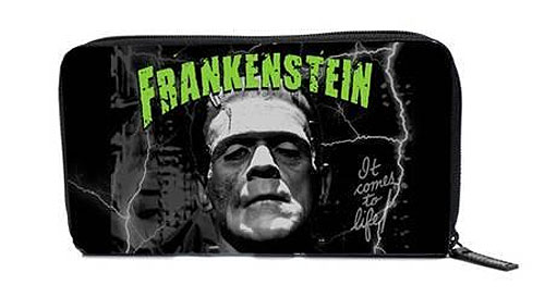 Frankenstein Boris Karloff Women's Wallet