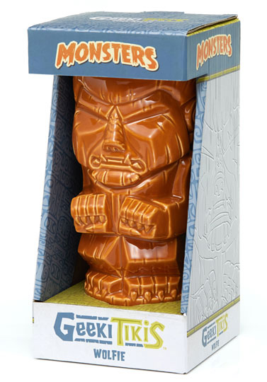 Wolfman 16 oz. Universal Monsters Geeki Tiki Mug