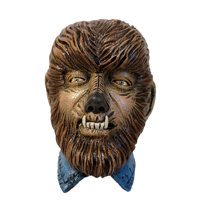 Wolf Man Large Shifter Knob Model Kit